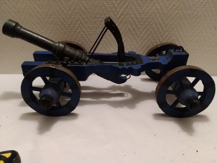 France - For Decoration Only - inconnu - Cavalry - Cannon - Miniature