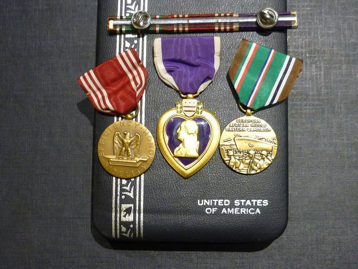 United States of America - Lot American Medals War 1939 1945 Purple Heart Elite (8.13N) - Medal