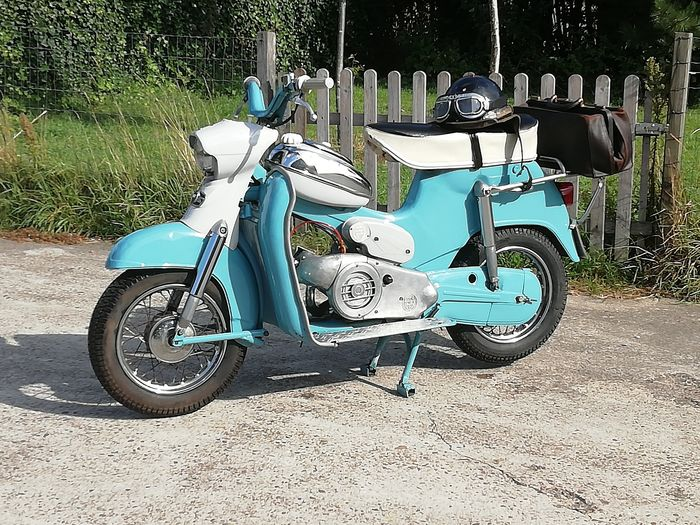 Puch - DS50 - 50 cc - 1973