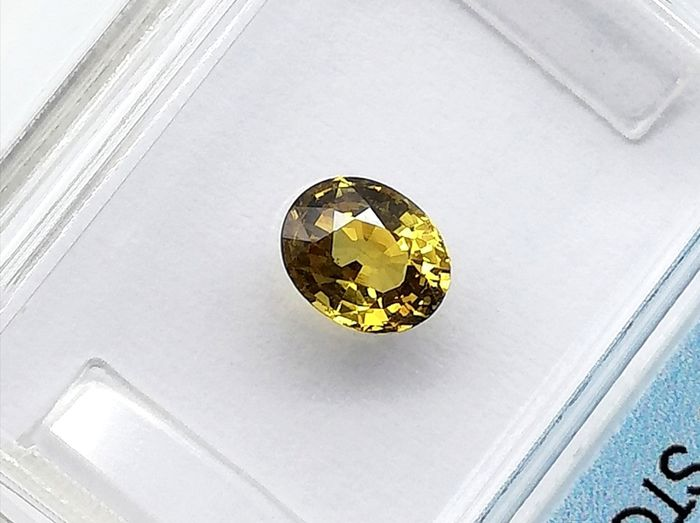 Without reservation- Andradite Garnet - Grosular - 0.71 ct