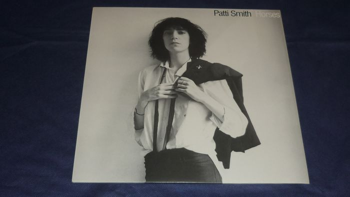 Patti Smith - Horses - Limited Edition  - Limited edition, LP Album - 2002