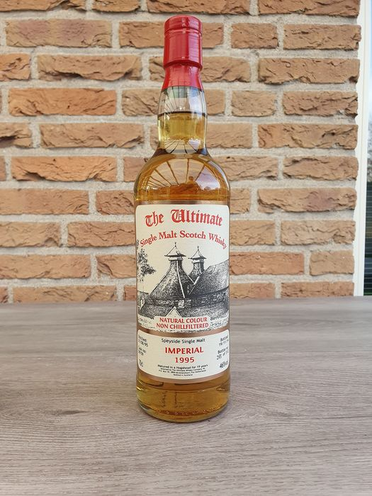 Imperial 1995 19 years old - The Ultimate - b. 2014 - 700ml
