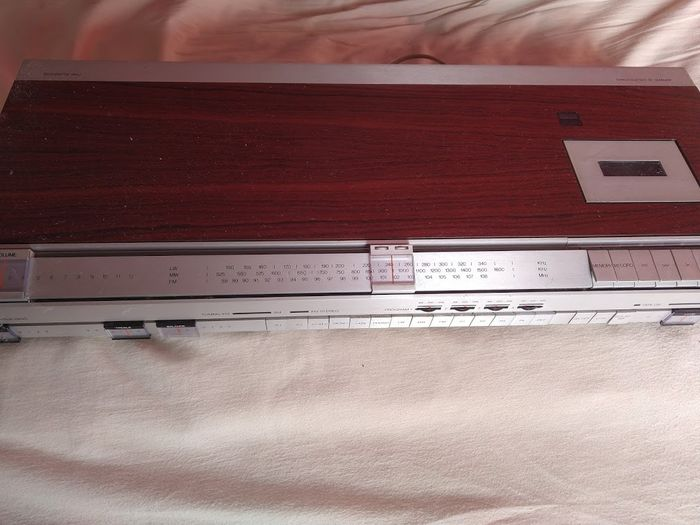 B&O - Beocenter 2600 type 2626 - Cassette deck, Radio, Stereo receiver