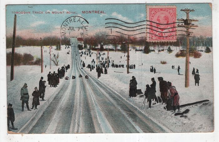 Canada - City & Landscape - Postcards (Collection of 95) - 1900-1940