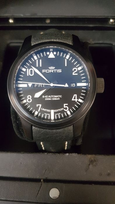 Fortis - B 42 automatic - Men - 2012