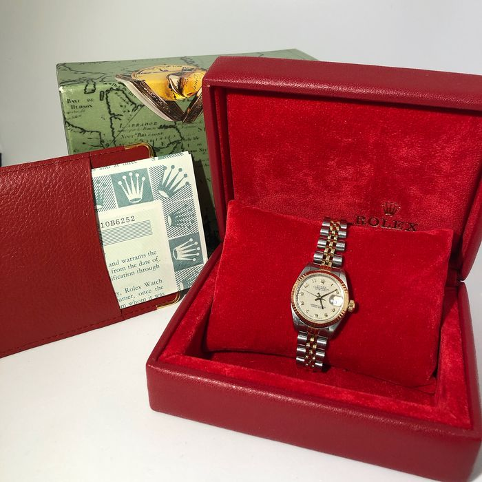 Rolex - Datejust Lady - 69173 - Women - 1990-1999