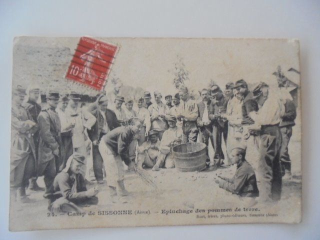 France - Military, World War 1 - Postcards (Collection of 50) - 1900-1920