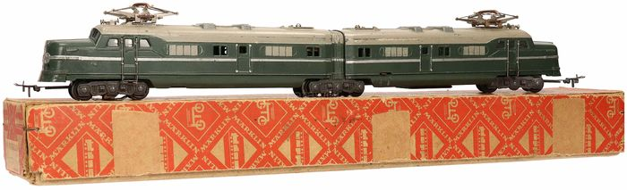 Märklin 00, H0 - DL 800 - Train unit - Green