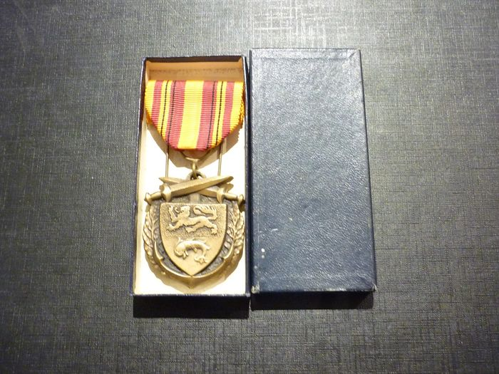 France - Superb original Dunkirk War Medal 39 45 Elite (X9N) - Medal - 1945