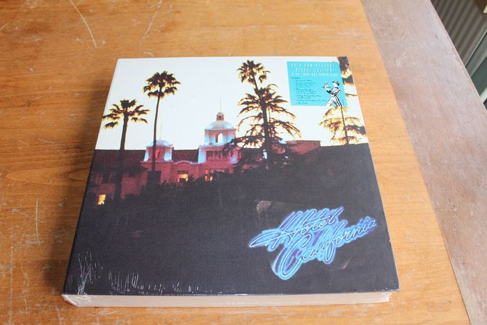 Eagles - Hotel California - 40th Anniversary Expanded Edition - CD Box set, Limited edition - 2017/2017