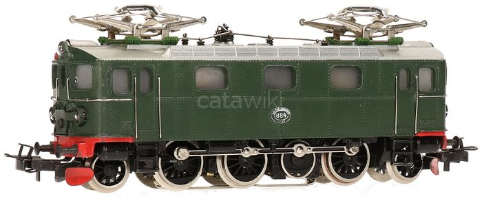 Märklin H0 - 3019.2 - Electric locomotive - Series Da - SJ