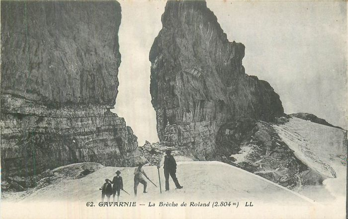 France - Department 65 High Pyrenees - Postcards (Collection of 100) - 1905-1940