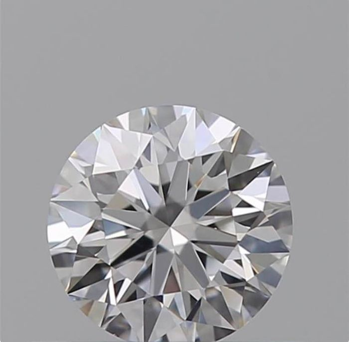 Diamond - 0.34 ct - Brilliant - D (colourless) - VS1