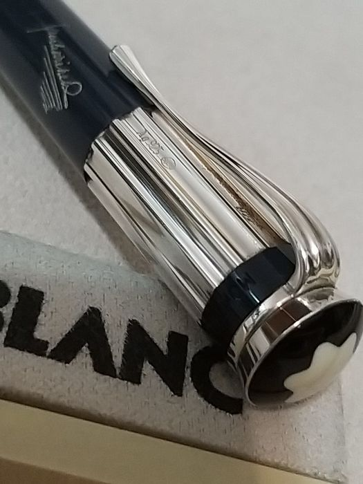Montblanc - Montblanc pen Limited edition dichens - Incomplete collection of 15270