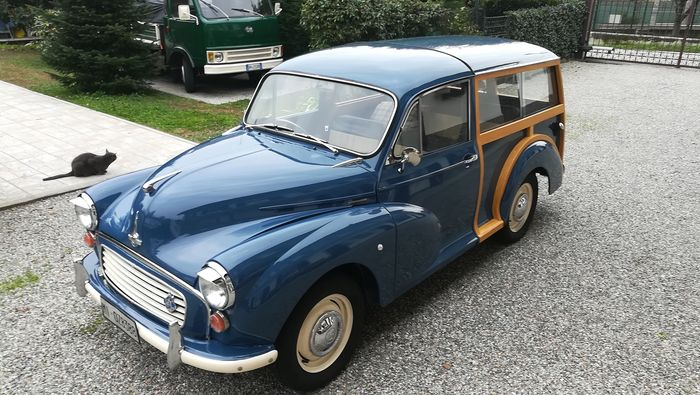 Morris - Minor Traveller RHD - 1964