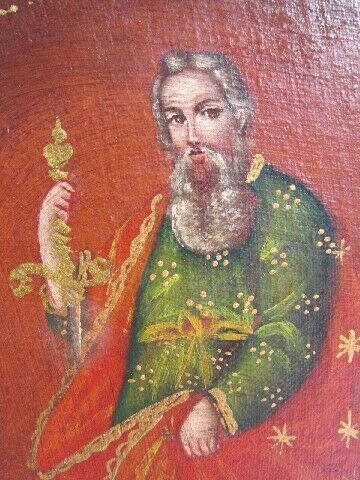 Painting (1) - Baroque - Wood