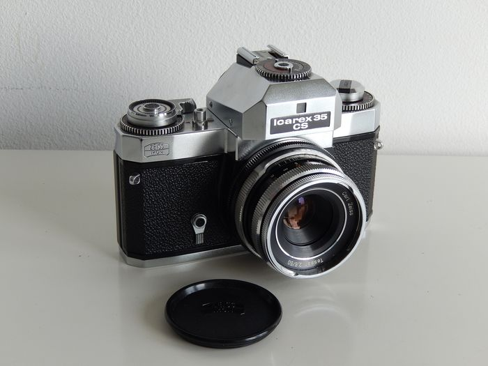 Zeiss Ikon Icarex 35 CS