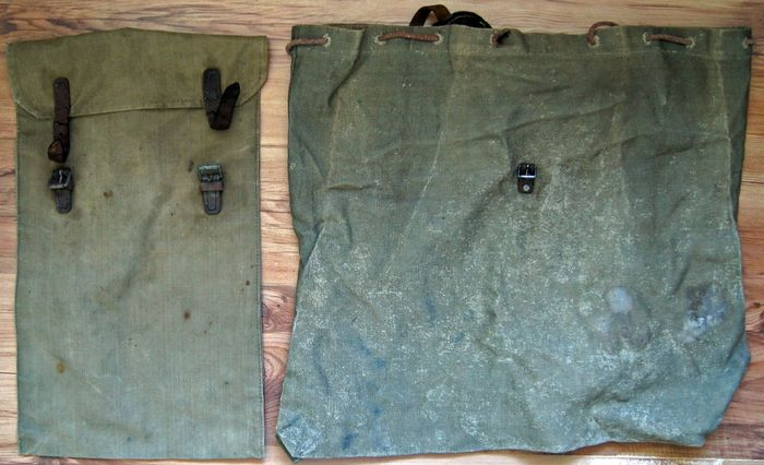 Germany - Army/Infantry - Equipment, 2 pieces - 1940