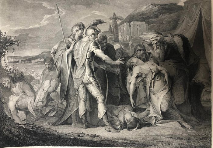 James Barry - Boydell King Lear, V, iii.