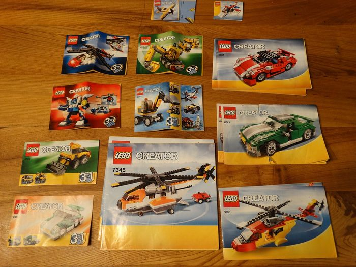 LEGO - Creator - various sets