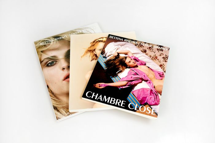 Bettina Rheims - Lot with 3 books: Chambre Close, Gender Studies & Retrospective - 1994/2014