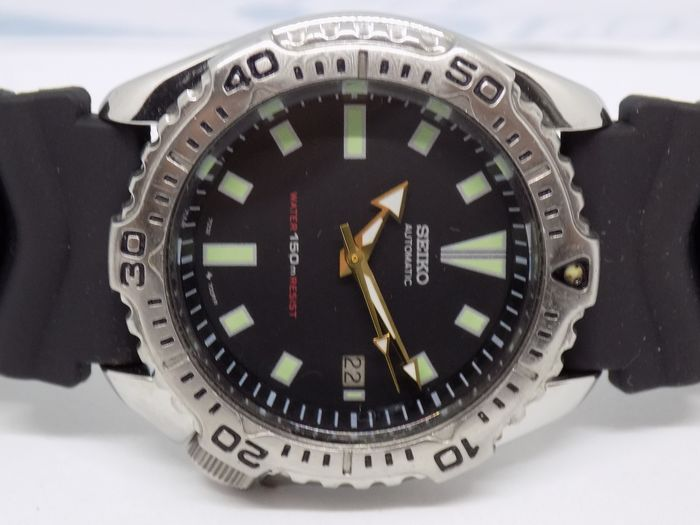 "Seiko - Scuba Divers 200M - 1994 model no. 7002 7020 ""SDS099"" - Men - 1990-1999"