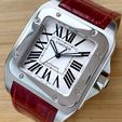 Check out our Watch Auction (Cartier)