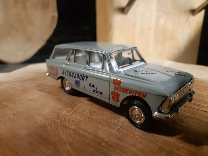 moskvitch 1:43 Lada??? Made in ussr Collectersitem