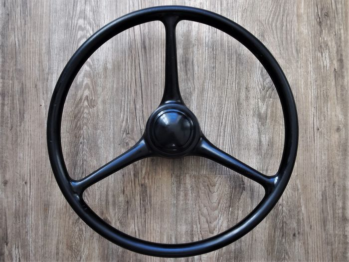 Vintage Citroen 1950s steering wheel - Traction, Hy and many more - 1955-1953