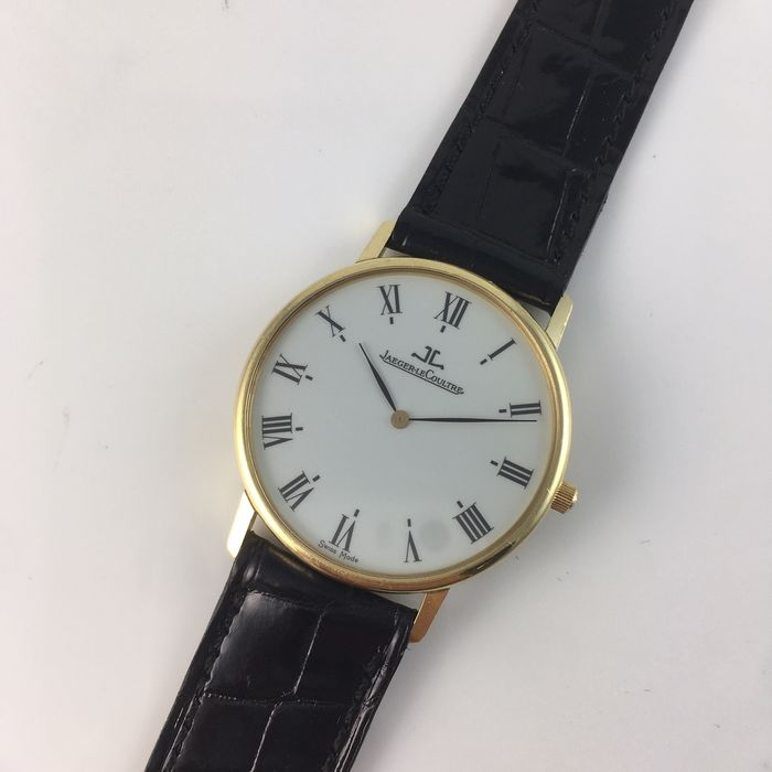 Jaeger-LeCoultre - Ultra-Thin - 111.1.08 - Unisex - 1990-1999