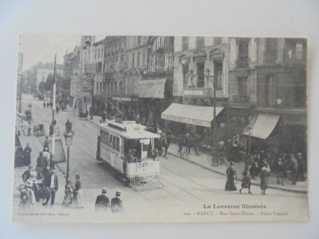 France - Tramways (Streetcars / Trolleycars) - Postcards (Collection of 95) - 1900-1920