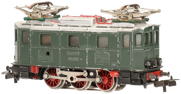 Märklin H0 - RSM 800 - Electric locomotive