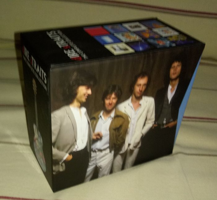 Dire Straits - The Complete Collection - CD Box set - 2018