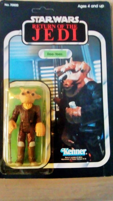 Star Wars - Kenner - Figurine(s) Return of the Jedi - Ree-Yees