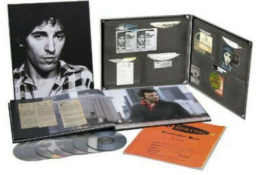 Bruce Springsteen - The Ties That Bind: The River Collection - CD Box set, DVD Box set - 2015/2015