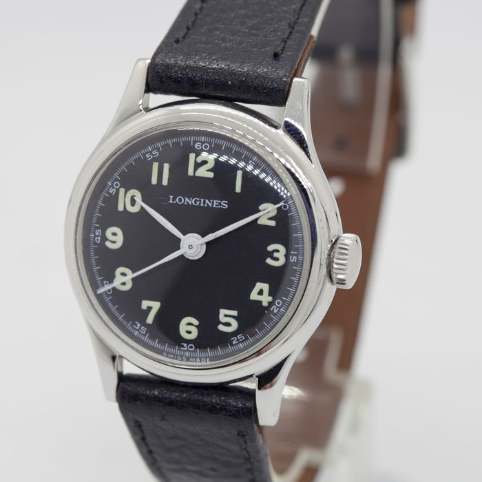 Longines - W.W.W. II - 23310 413 - Men - 1901-1949