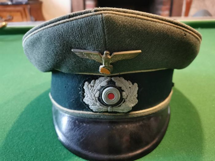 Germany - Army/Infantry - Hat - 1935