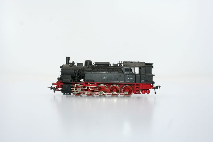 Fleischmann H0 - 4094 - Steam locomotive - BR 94 - DB