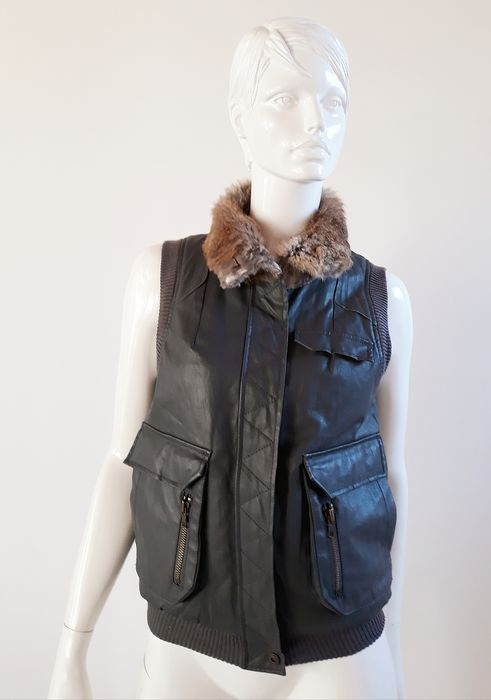 Zadig & Voltaire - Jacket, Sleeveless jumper - Size: S