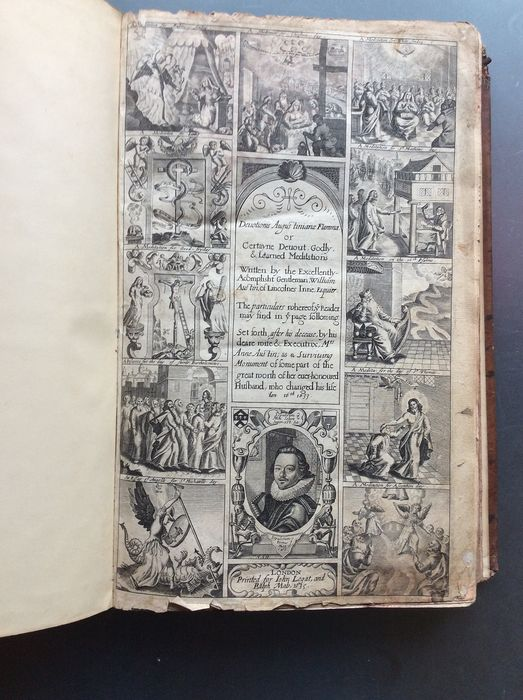William Austin - Devotionis Augustinianae Flamma, or Certaine Devout, Godly, and Learned Meditations - 1635