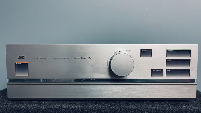 JVC - A-X55 stereo - Integrated amplifier