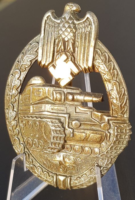 Germany - Armoured Corps - Award, Medal