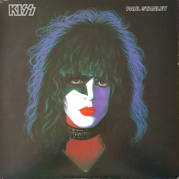 KISS & Related - Multiple titles - LP's - 1977/1978