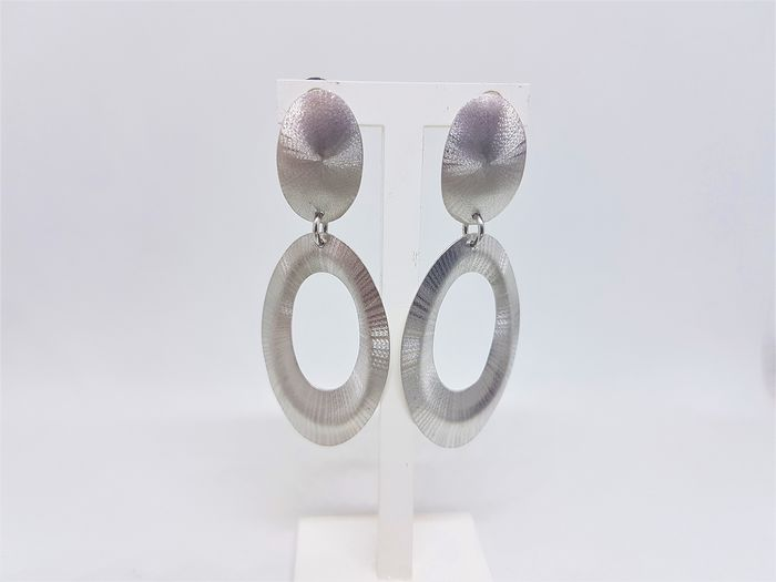 De Regibus - 18 kt. White gold - Earrings
