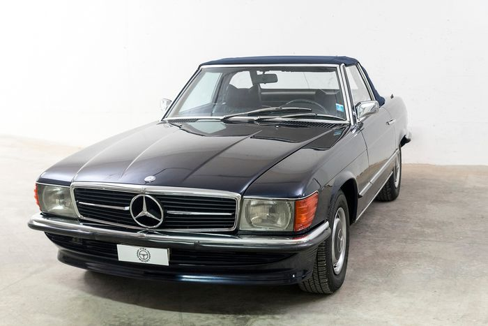 Mercedes-Benz - 350 SL (R107) - 1971