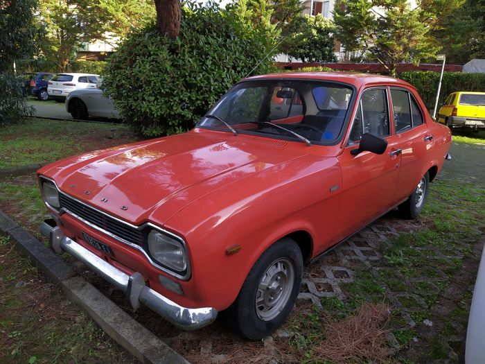 Ford - Escort 1100 XL - 1973