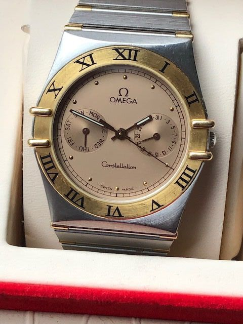 Omega - Costallation-Day/Date - 396.1070.1 - Unisex - 1980-1989