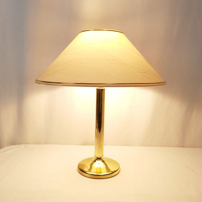 WLP - Table lamp - Brass
