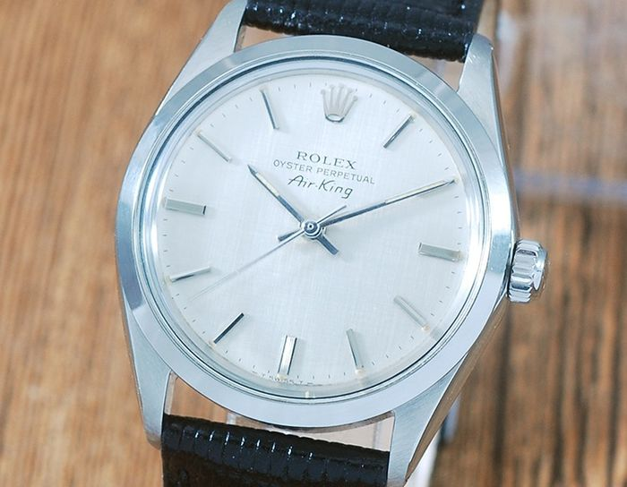Rolex - Oyster Perpetual Air-King - 1002 - Homme - 1960-1969
