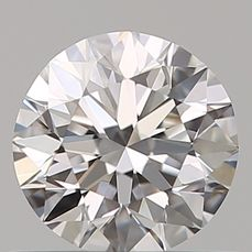 Diamond - 0.51 ct - Brilliant - D (colourless) - IF (flawless)